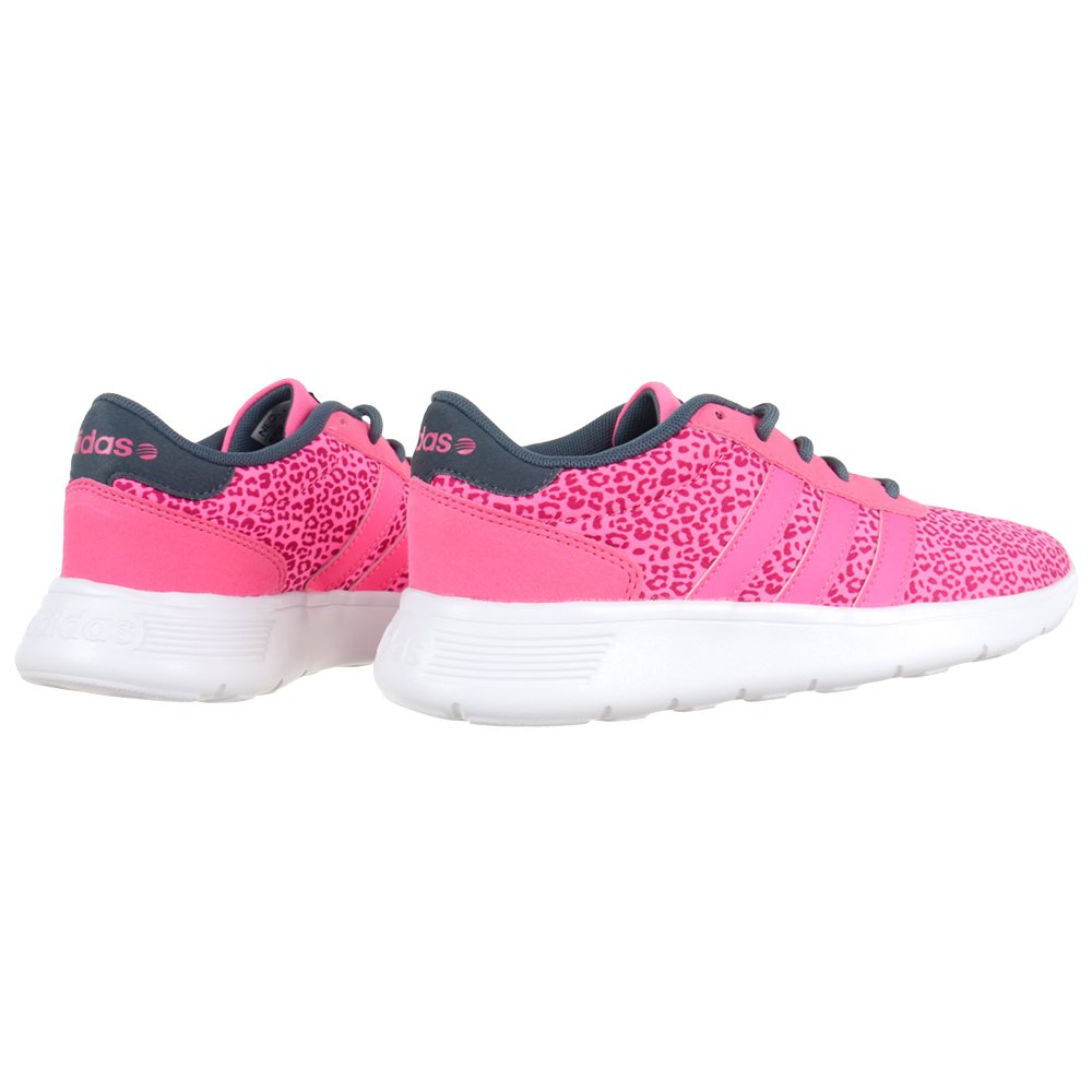 buty adidas neo różowe